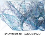 abstract multicolor mosaic...   Shutterstock .eps vector #630035420