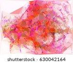 abstract multicolor mosaic...   Shutterstock .eps vector #630042164
