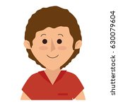 young father avatar character | Shutterstock .eps vector #630079604