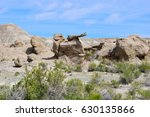 rock formation fantasy canyon... | Shutterstock . vector #630135866