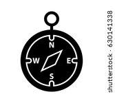 orientation compass icon | Shutterstock .eps vector #630141338