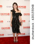 Small photo of NEW YORK-APR 27: Actress Alexandra Daddario attends the 11th Annual DKMS 'Big Love' Gala at Cipriani Wall Street on April 27, 2017 in New York City.