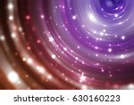 abstract fractal multicolored... | Shutterstock . vector #630160223