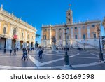 rome  italy   december 30 ... | Shutterstock . vector #630169598