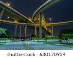 bangkok bridge | Shutterstock . vector #630170924