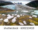 Pia Glacier In Tierra Del Fueg...