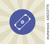 money icon. sign design....