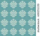 damask seamless pattern. luxury ... | Shutterstock .eps vector #630251153