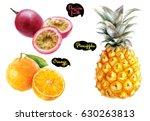 Orange  Pineapple  Passion...