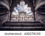 wilayah persekutuan mosque in... | Shutterstock . vector #630278150