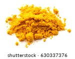 turmeric powder | Shutterstock . vector #630337376
