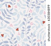 Seamless Pattern With Different ...