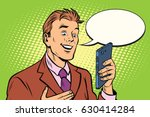 online communication is a... | Shutterstock .eps vector #630414284
