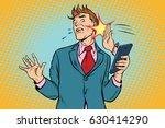 online slap  the relationship... | Shutterstock .eps vector #630414290