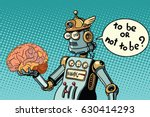 artificial intelligence and the ... | Shutterstock .eps vector #630414293
