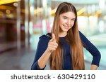 beautiful woman   Shutterstock . vector #630429110