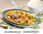 curry | Shutterstock . vector #630439064