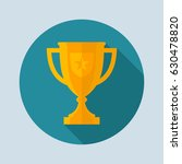 trophy  cup composition for... | Shutterstock .eps vector #630478820