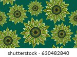 seamless pattern graphic... | Shutterstock .eps vector #630482840