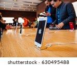 strasbourg  france   apr 27 ... | Shutterstock . vector #630495488