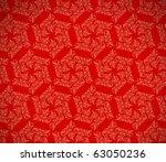 christmas red background ... | Shutterstock .eps vector #63050236