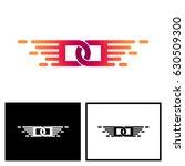 d and d logo   Shutterstock .eps vector #630509300