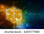 3d illustration medicine... | Shutterstock . vector #630577580