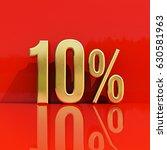 percent discount sign  sale up... | Shutterstock . vector #630581963