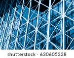 metal details of an interior of ... | Shutterstock . vector #630605228