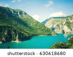 canyon in montenegro   nature... | Shutterstock . vector #630618680