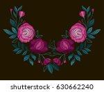 vector design for collar t... | Shutterstock .eps vector #630662240