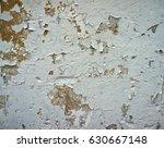 weather beaten wall  peeling...   Shutterstock . vector #630667148
