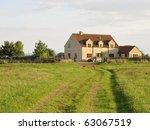 Green Field Country Lane...