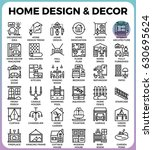 home design and decor concept...