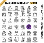 business world concept detailed ...