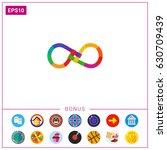 eternal friendship | Shutterstock .eps vector #630709439