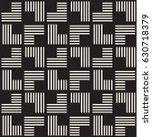 seamless pattern with stripes.... | Shutterstock .eps vector #630718379