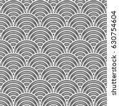 fish scale wallpaper. asian... | Shutterstock .eps vector #630754604