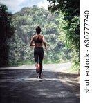 nature jogging | Shutterstock . vector #630777740