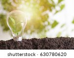 tree planting and growth up ... | Shutterstock . vector #630780620