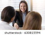 attractive cheerful... | Shutterstock . vector #630815594