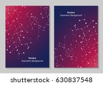 modern vector templates for... | Shutterstock .eps vector #630837548
