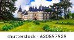fairytale chaumont sur  loire... | Shutterstock . vector #630897929