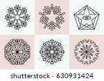 star icons bundle | Shutterstock .eps vector #630931424