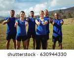 group of people showing thumbs...   Shutterstock . vector #630944330