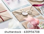 Collection Of Envelopes Or...