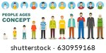 family concept. people... | Shutterstock .eps vector #630959168
