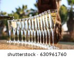 Many Glasses Of Champagne Or...