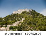 historical fortress in the city ... | Shutterstock . vector #630962609