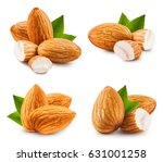 Almonds Nuts Collection...